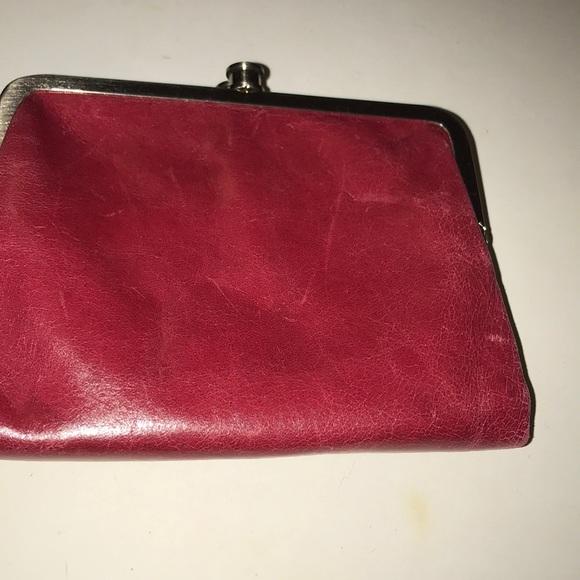 Hobo Bags Double Frame Wallet Poshmark